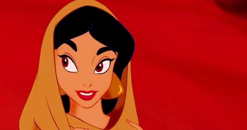 I wish I could be you,Jasmine.