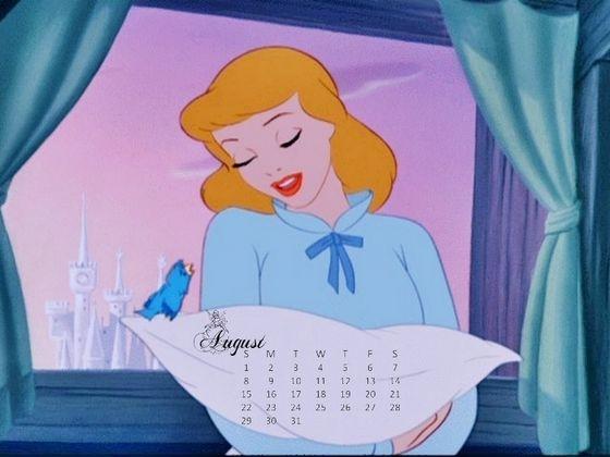 Cinderella singing
