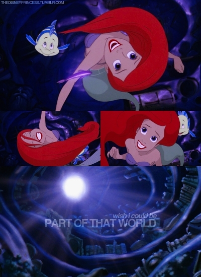 Part of your world.