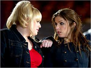 Anna Kendrick + Rebel Wilson = Awesome Movie