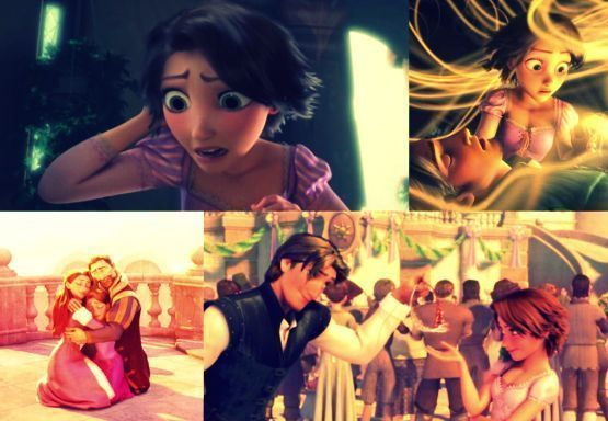 Always loved Flynn but I liked him even lebih towards the end. I got really into it and loved it. Rapunzel was finally reunited with her long Lost family!