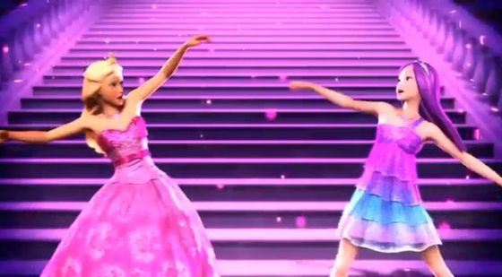 clubs barbie the princess and popstar articles  title lyrics