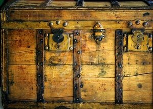 The old chest.....