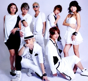 AAA promoting their 24th single「Makenai Kokoro」 (2010)