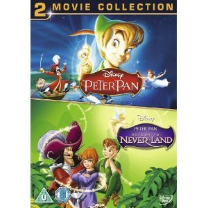 Peter Pan 1 and 2 (1953-2002)
