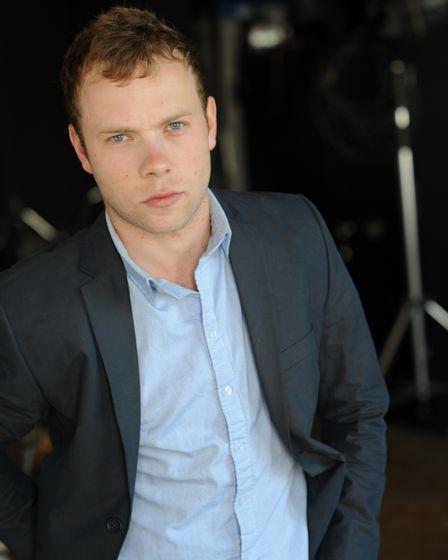 Brendan Fletcher as Dwight Ray