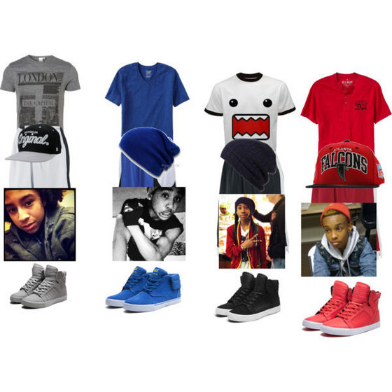 Duh Boys(Thugs) Outfits