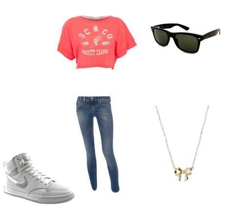 this 1 is my outfit to go out with prodigy