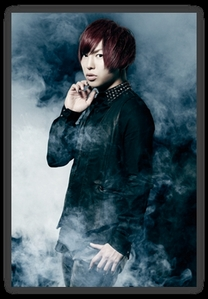 Ko-ki promoting ViViD's 5th major single「REAL」(2012)