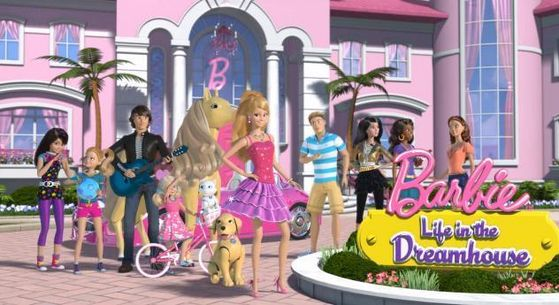 Life in the dreamhouse barbie life in the dreamhouse fanpop