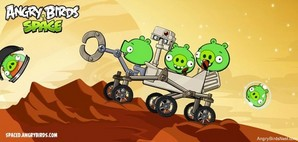 Angry Birds Weltraum