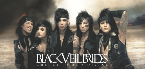 Black Veil Brides In The End Wallpaper the stops with In The End