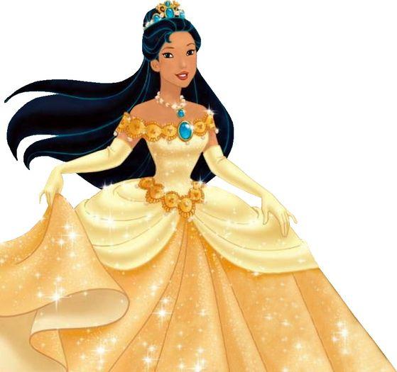 Princess Pocahontas