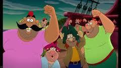 2. Captain Hook's Pirates