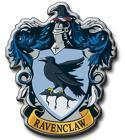 The crest of Ravenclaw