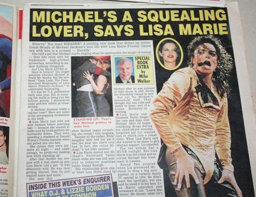 Lisa marie presley michael jackson sex