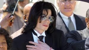 This is how michael looked when he came to my work.