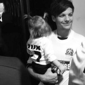 Louis & Baby Kimmy (Lux)