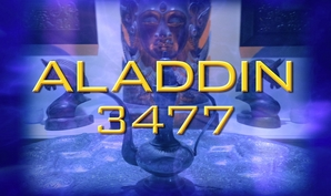 aladdín 3477 - Now in production!