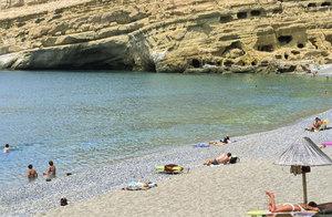 Malia on Crete