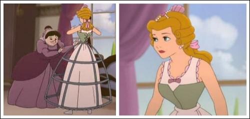 Position #47 Cinderella's Corset