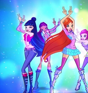 """Magic Winx, Harmonix!"""