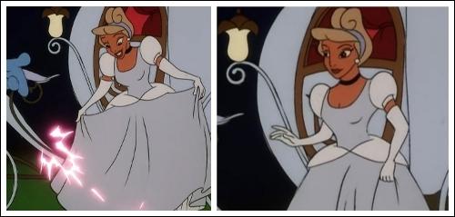 Position #38 Jasmine's (Cinderella's) Silver Ballgown