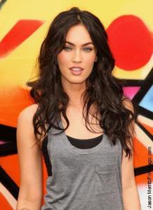 I picture her as Perrie (Megan Fox)