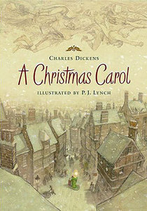 A Рождество Carol by Charles Dickens