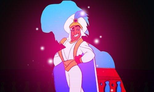 1. Aladdin // precedente Rank: 2 (rose one spot)