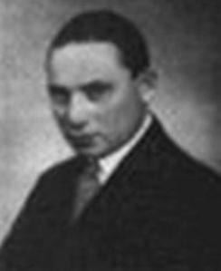 Reszo Seress, who wrote Gloomy Sunday