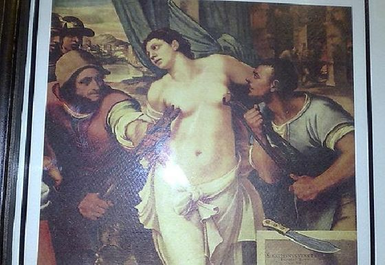 The Breast Ripper