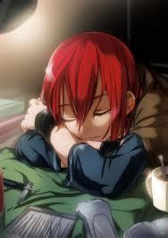 Rene Sleeping