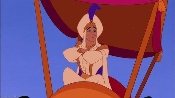 Prince aladdin