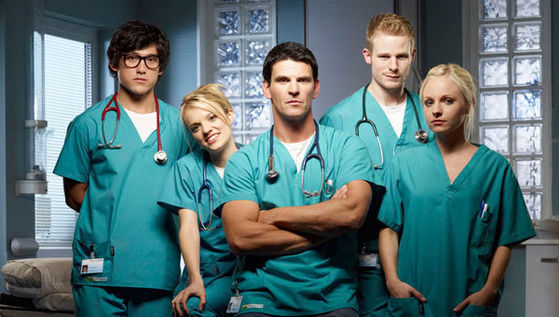 Old Casualty Cast