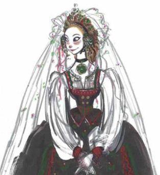 Princess Anna's Concept Art #2