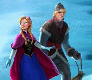 Princess Anna's Concept Art #3