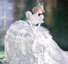 Princess Anna's Concept Art #1