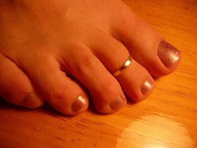 Toe (Not Finger) Rings