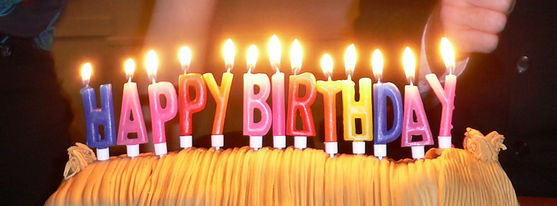 Happy Birthday again!
