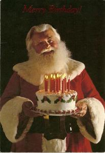 Happy Birthday and a Merry Christmas!