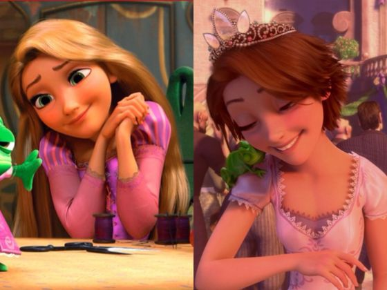 5. Rapunzel
