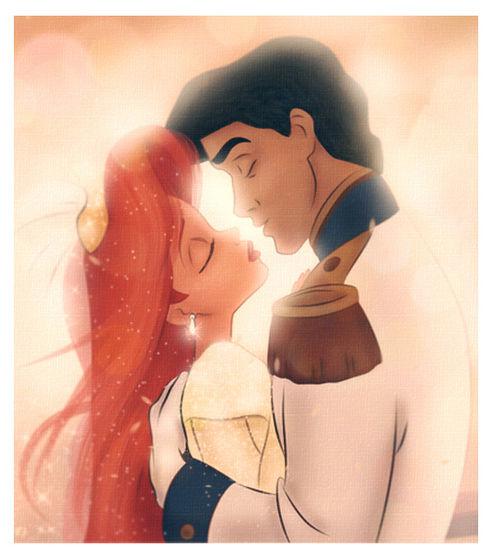 """""""You better not block my shot""""- Ariel"""