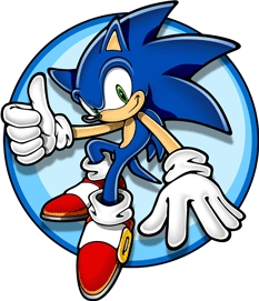 My cousin Sonic