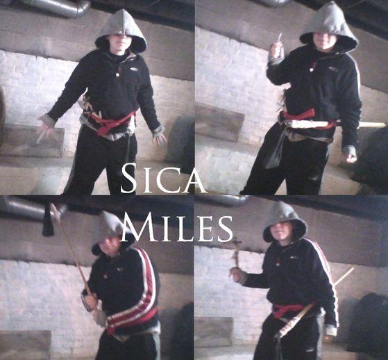 Sica Miles