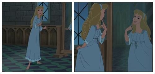 Position #27 Aurora's Nightgown