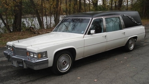 The hearse that chases Con