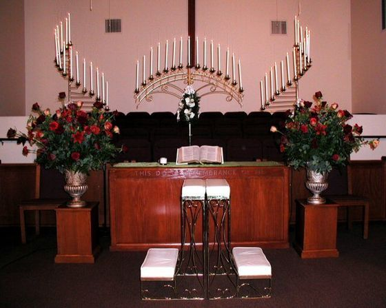 The Ceremony Altar