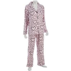 Kendra's and Dana's matching pajamas ♥