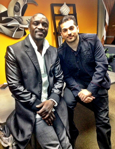 Producer JoJo Ryder is teaming with superstar recording artist Akon for true-story film.